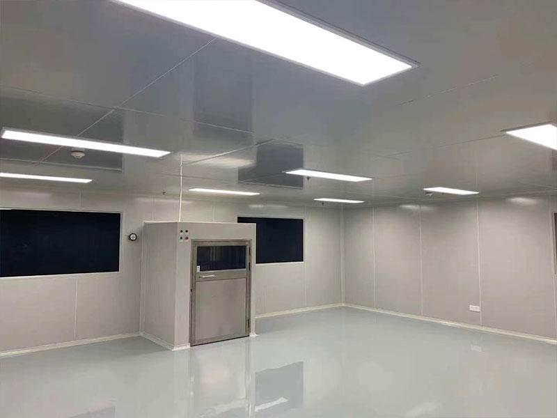 淄博净化室规划