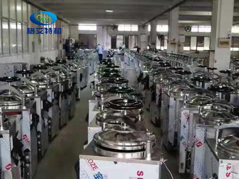 立式压力蒸汽灭菌器-2
